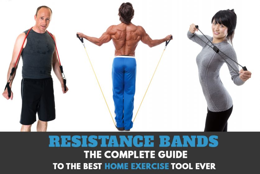 1fa3e13ec Exercise Resistance Bands – All You Need To Know (+ Videos)