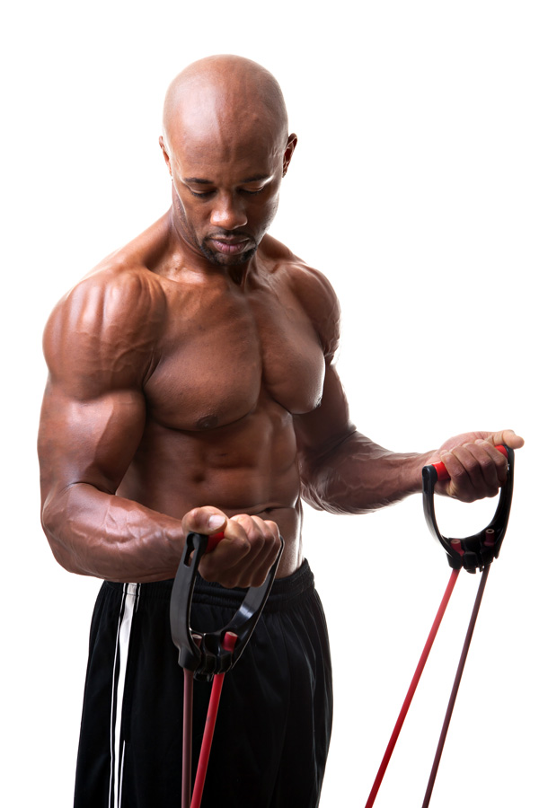 Resistance Bands For Building Muscle
