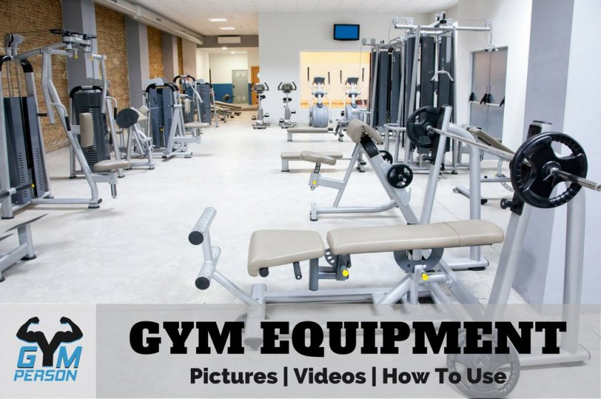 Gym equipment names and pictures machine uses & prices videos