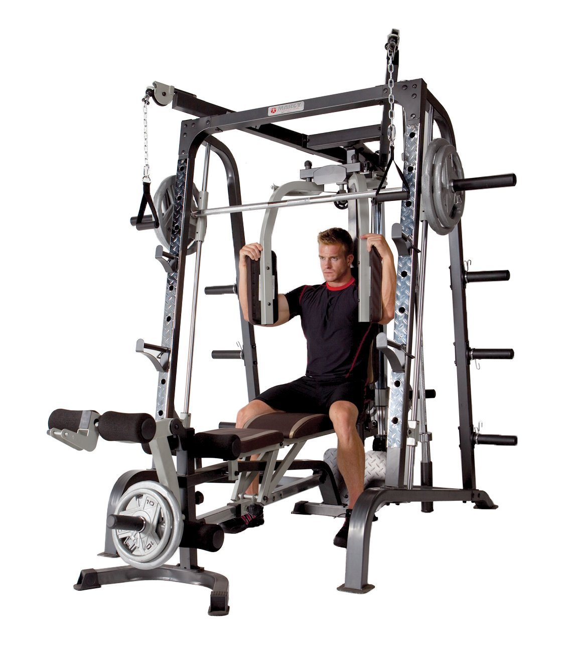 bowflex smith machine