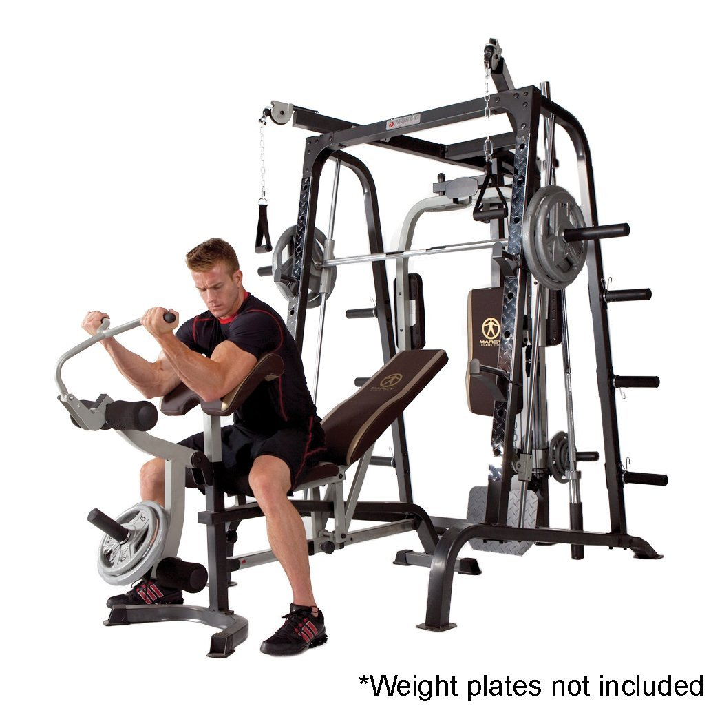 best all workout machine
