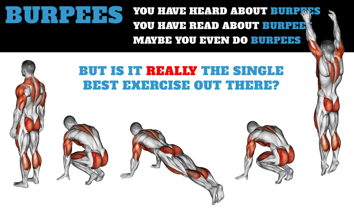 Burpees - The Best Exercise Ever