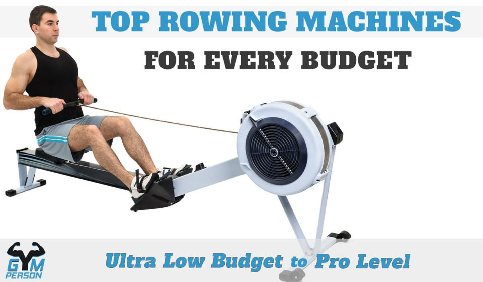 Best Rowing Machines for Home for Every Budget