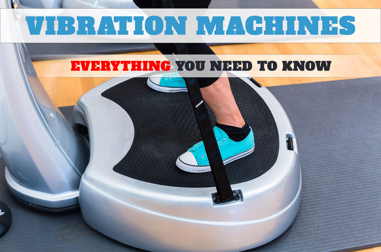 Best Whole Body Vibration Machines
