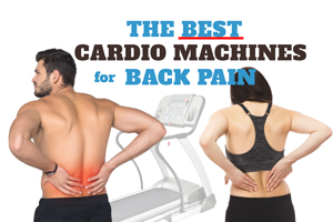 best cardio machines for back pain