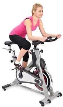 Spin Bike Position