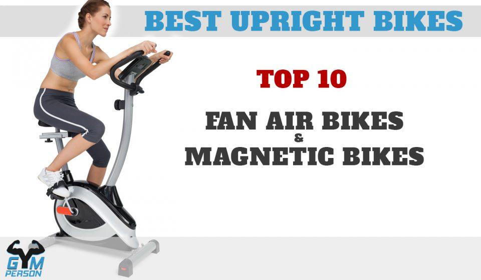Best Upright Exercise Bikes