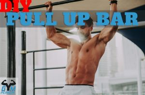 Homemade Pull-Up Bar