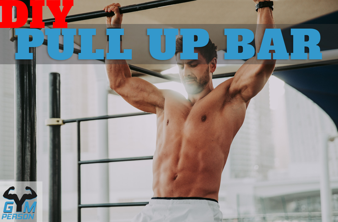 Diy Pull Up Bar In 7 Minutes Wall Mounted Ceiling